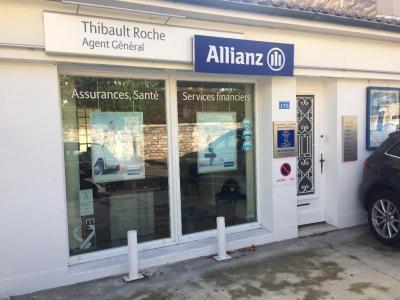 Allianz Assurances Thibault Roche Agent - Société d'assurance - Angoulême