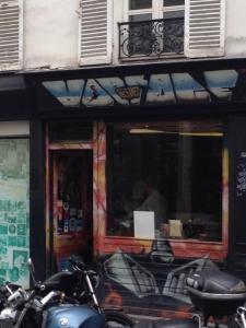 Rock N Roll Voltage - Disquaire - Paris