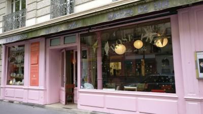 ROSE THE Salon de Thé - Salon de thé - Paris