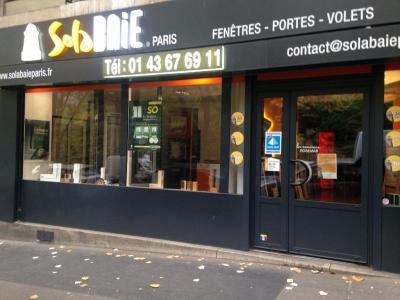 Rosemar - Fenêtres - Paris