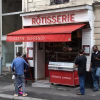 Rôtisserie Dufrenoy - PARIS