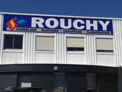 Rouchy - Pose et traitement de carrelages et dallages - Clermont-Ferrand