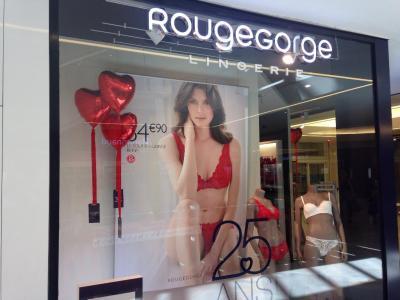 Rougegorge Lingerie - Lingerie - Dijon