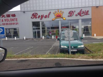 Royal D'Asie - Restaurant - Brive-la-Gaillarde
