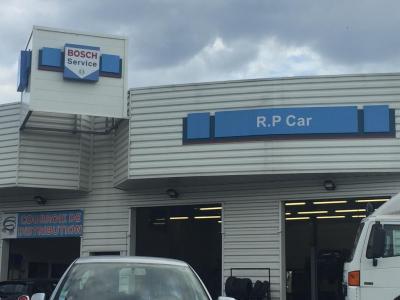 RP Car Bosch Car Service - Garage automobile - Aubière