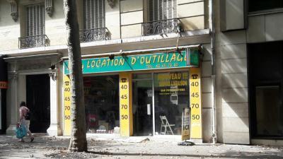 RS Location - Location de matériel pour entrepreneurs - Paris