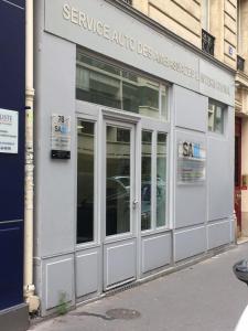 S . a . a . I Sarl - Location d'automobiles de tourisme et d'utilitaires - Paris