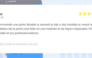 S.D.S (Société de Distribution Sécurité - SARL)