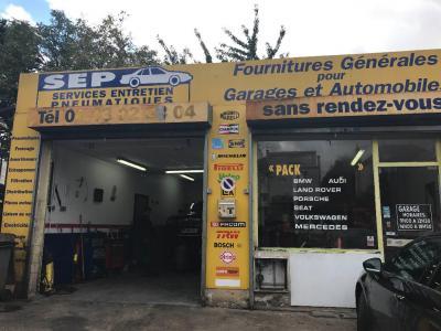 S.e.p - Automobiles d'occasion - Gagny
