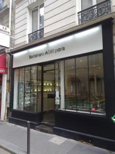 Sadaharu Aoki Paris Ségur - Pâtisserie - Paris