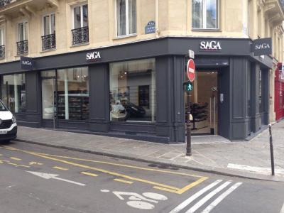 Saga Cosmetics - Parfumerie - Paris