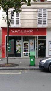 Saint Algue - Coiffeur - Paris