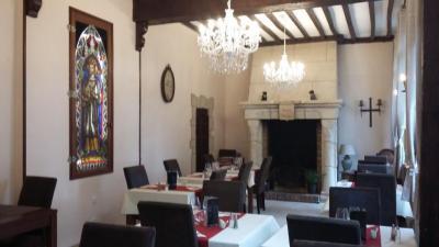 Saint Edouard SARL - Restaurant - Bernay