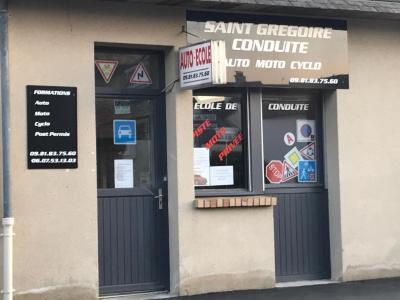 Saint Gregoire Conduite - Auto-école - Saint-Grégoire