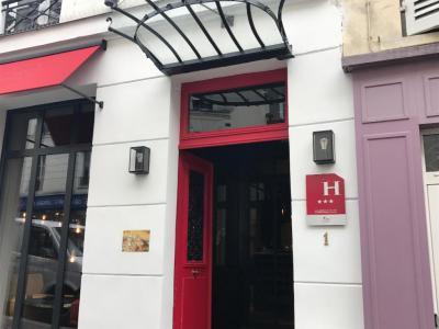 Saint Michel K - Hôtel - Paris