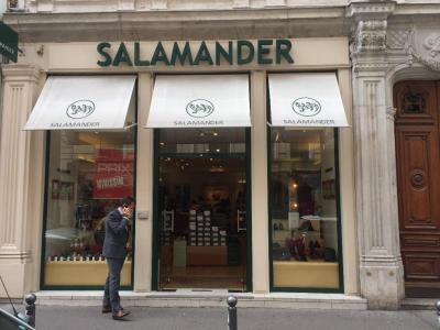Salamander - Chaussures - Lyon