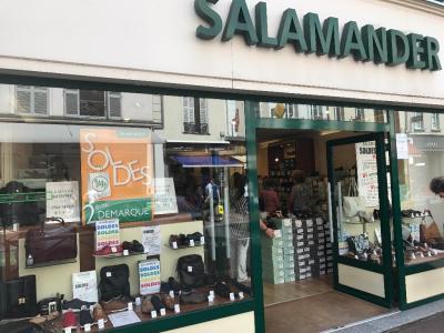 Salamander - Chaussures - Saint-Germain-en-Laye