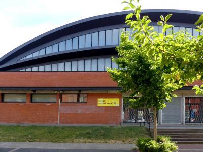 Salle des Sports Wartel - Infrastructure sports et loisirs - Tourcoing