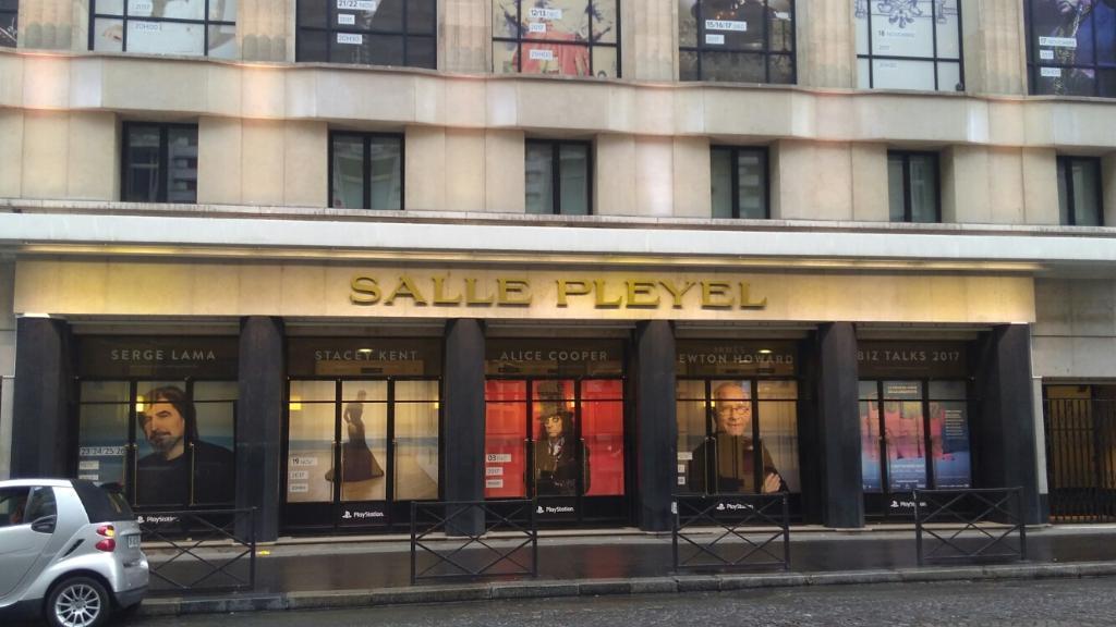 Salle Pleyel Paris Vente Location De Pianos Adresse Avis