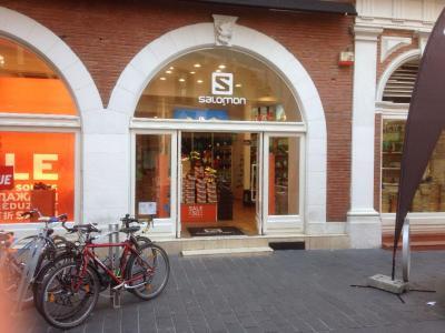 Salomon SAS - Magasin de sport - Toulouse