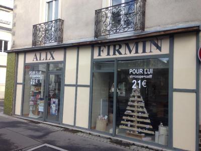 Alix Firmin - Barbier - Nantes