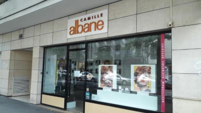 Salon Camille Albane - Coiffeur - Paris