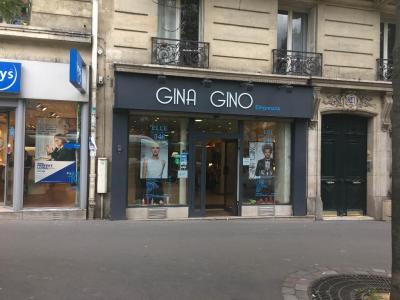 Gina Gino - Coiffeur - Paris