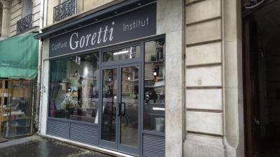 Salon Goretty - Coiffeur - Paris