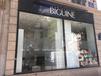 Salon Jean-Claude Biguine - Coiffeur - Paris