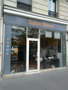 Salon Steve - Coiffeur - Paris