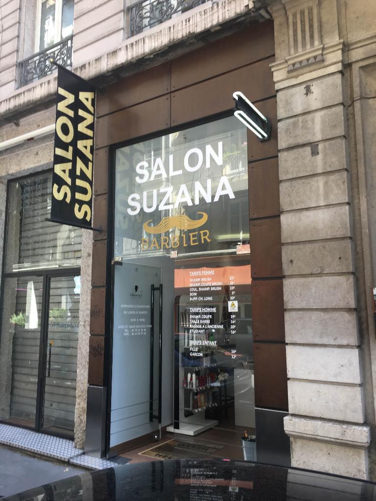 Salon Suzana Lyon - Coiffeur (adresse, avis)