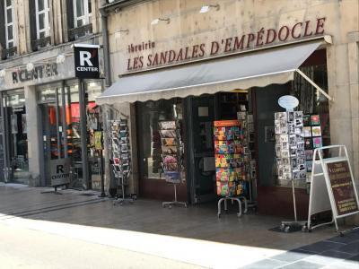 Sandales D'Empédocle - Librairie - Besançon