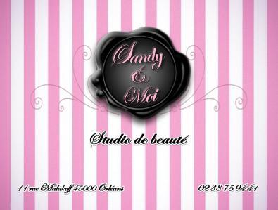 Sandy Angot - Institut de beauté - Orléans