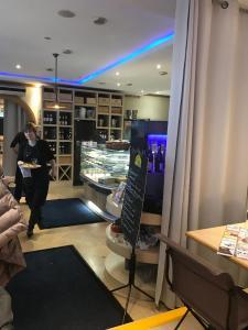 Sarl la Vie Bleue - Restaurant - Beauvais
