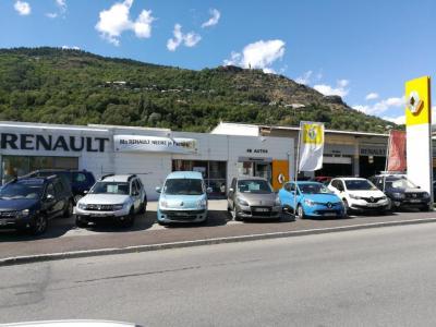 SAS 4 B Autos - Concessionnaire automobile - Briançon
