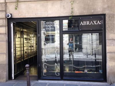 SAS Abraxas - Tatouages - Paris