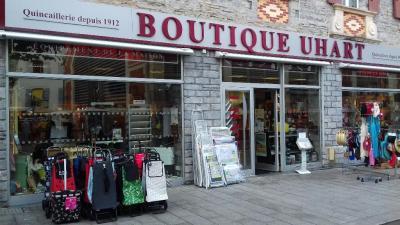 Boutique Uhart - Cadeaux - Biarritz
