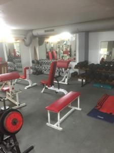 Sasu Urban Fitness - Infrastructure sports et loisirs - Bastia
