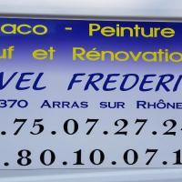 Savel Frédéric - ARRAS SUR RHÔNE