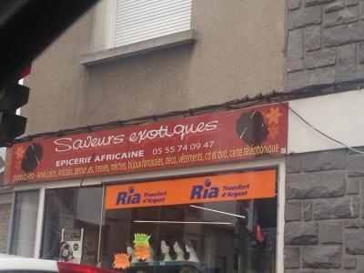 Saveurs Exotiques - Alimentation générale - Brive-la-Gaillarde