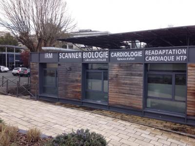 Scanner St Augustin - Médecin radiologue - Bordeaux