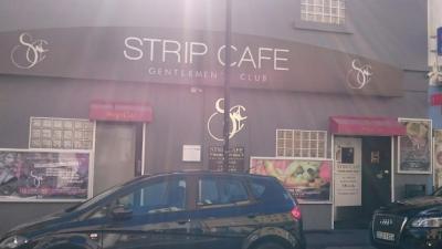 SCC Strip Café Club - Café bar - Nantes