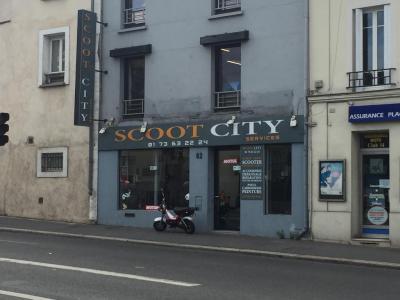 Scoot City - Vente et réparation de motos et scooters - Suresnes