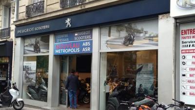 Scoot Company 17 - Agent concessionnaire motos et scooters - Paris