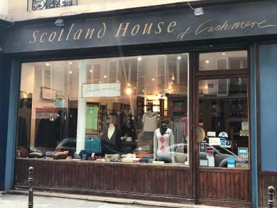 Scotland House of Cashmere - Vêtements homme - Paris