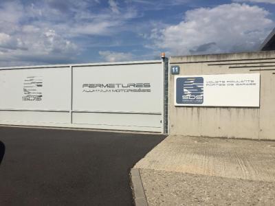SDS Industrie - Volets roulants - Clermont-Ferrand