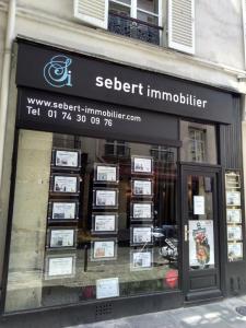 Sebert Immobilier - Agence immobilière - Paris