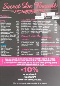 Secret De Beauté 82 - Institut de beauté - Montauban
