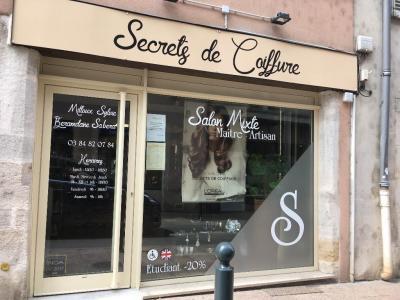 Secrets de coiffure - Coiffeur - Dole