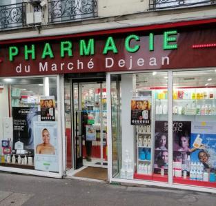 Selas Pharmacie Du Marché Dejean - Pharmacie - Paris